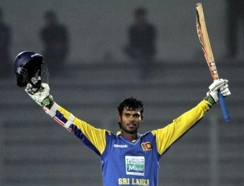 Upul Tharanga replaced Jeevan Mendis in Sri Lanka world cup 2015 squad.