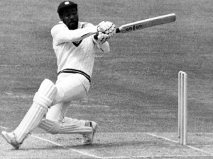 Vivian Richards scored hundred in 1979 cricket world cup final.