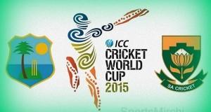 SA vs WI 2015: Live Streaming, score, telecast, tv channels