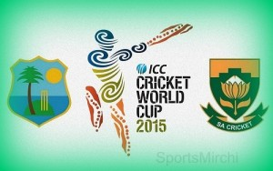 West Indies vs South Africa live streaming, score, telecast and tv channels cwc15.