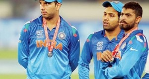 Yuvraj, Mohit to make place in Indian world cup squad 2015