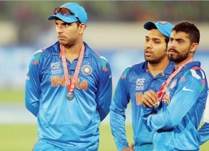 Will Yuvraj and Mohit to replace Jadeja and Ishant in 2015 Indian world cup squad?