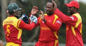 Zimbabwe stunned Sri Lanka in world cup 2015 warm-up