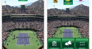 2015 BNP Paribas Open official App declared with exciting features