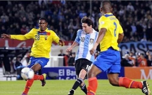 Argentina vs Ecuador Live Streaming, Telecast, Preview Friendly 31-03-2015.