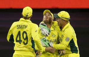 Australia creates history to beat Afghanistan by 275 runs in cwc15.