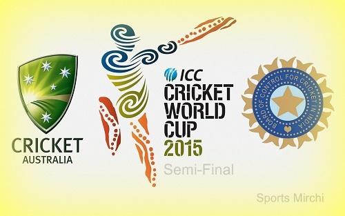 Australia vs India 2015 world cup semi-final preview, predictions.
