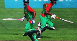 Bangladesh chased 318 easily to beat Scotland by 6 wickets