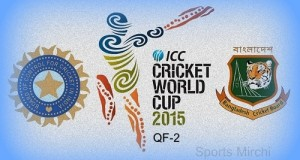 Bangladesh vs India Second Quarter-Final CWC 2015 Preview