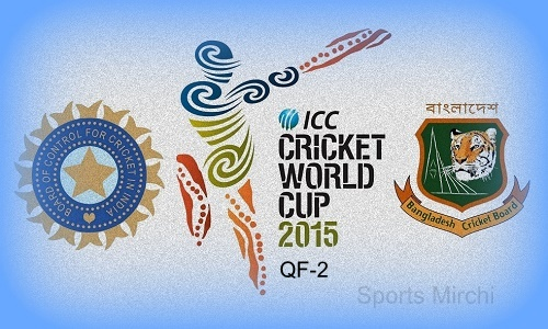 Bangladesh vs India Second Quarter-Final CWC 2015 Preview.