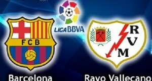 Barcelona vs Rayo Vallecano live stream, telecast, score and preview