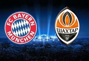 Bayern Munich vs Shakhtar Donetsk Live stream, telecast, preview.