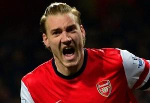 Bendtner hat-trick gives Denmark 3-2 win over USA.