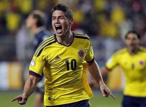 Colombia vs Kuwait Live Streaming, Telecast, Score friendly match 30-03-2015.