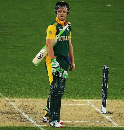 De Villiers said, we are confident for New Zealand semi-final.