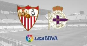 Deportivo La Coruna vs Sevilla Live Streaming, score and preview