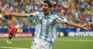 Di Maria named in Argentina squad for March 2015 Clashes