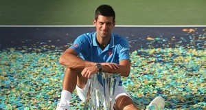 Djokovic beat Federer to win 4th Indian Wells Masters Crown