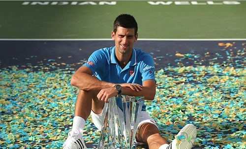 Djokovic beat Federer to win 4th Indian Wells Masters Crown.