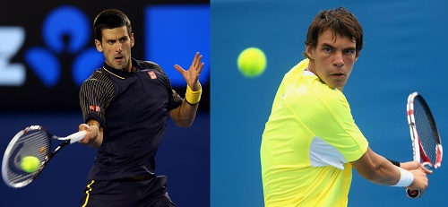 Djokovic vs Delic 2015 Davis cup round-1 live streaming, score, preview.