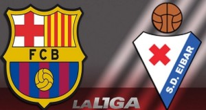 Eibar vs Barcelona Live telecast, streaming, TV info 2015 La-liga