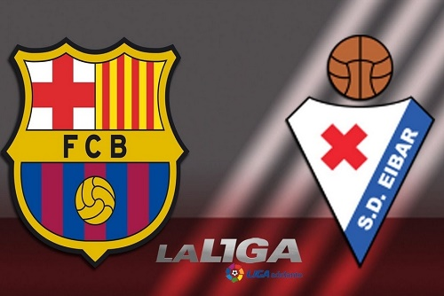 Eibar vs Barcelona Live telecast, streaming, TV info 2015.