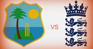 England tour of West Indies 2015