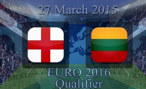 England vs Lithuania Live Streaming, Telecast, Preview Euro 2016 Qualifying.