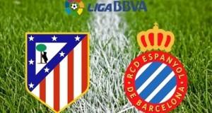 Espanyol vs Atletico Madrid Live streaming, telecast, score 2015 La-Liga