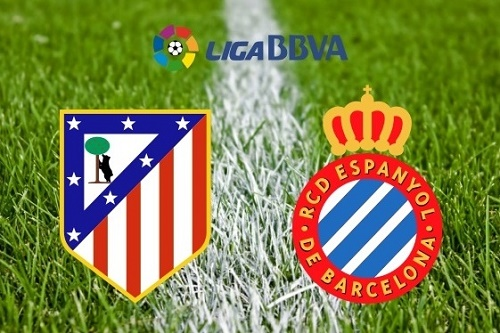 Espanyol vs Atletico Madrid Live streaming, telecast, score 2015 La-Liga.