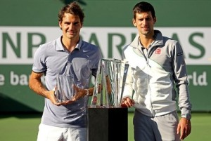 Federer setup Indian Wells Masters 2015 final against Djokovic.