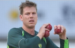 Fit Faulkner may replace Cummins against Afghanistan at Perth.