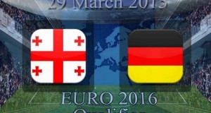 Georgia vs Germany Live Streaming, Telecast Euro Qualifier 2016