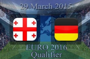 Georgia vs Germany Live Streaming, Telecast Euro Qualifier 2016.
