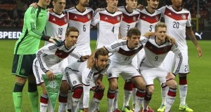 Germany named 23-men roster for Australia, Georgia clashes