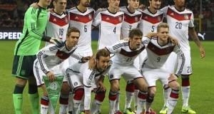Germany named 23-men roster for Australia, Georgia clashes