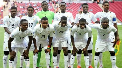 Ghana declared U20 squad for African Championship 2015.