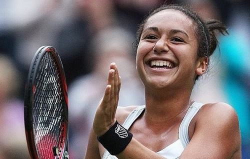 Heather Watson beat Goerges to reach round-2 of BNP Paribas Open.