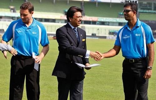 ICC Confirmed 2015 world cup Semi-Finals officials.