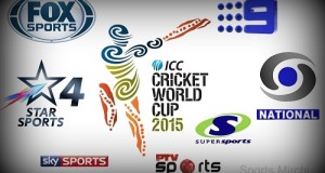 ICC World Cup knockouts 2015 live streaming, telecast, tv info