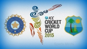 IND vs WI live cricket match streaming, telecast, score cwc15.