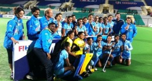 India beats Poland to win Women world hockey league round-2