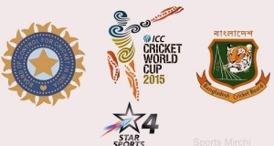 India vs Bangladesh Quarter-Final Live Streaming, Telecast cwc15
