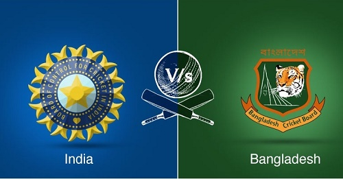 India vs Bangladesh Second Quarter-Final match details and info.