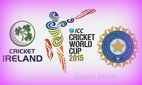 India vs Ireland cricket world cup 2015 match-34 details and info