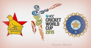 India vs Zimbabwe Live Streaming, telecast, score 2015 world cup