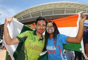 India will Host Pakistan Cricket Team in 2016.
