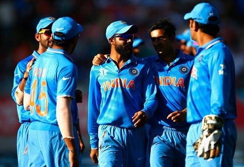 India wins against Zimbabwe but tested ahead of Bangladesh QF.