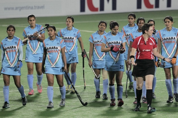Indian women 18-member squad for world Hockey League 2015 Round-2.
