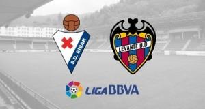 Levante vs Eibar Live streaming, telecast, preview 2015 La-liga